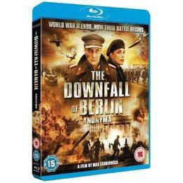 The Downfall Of Berlin - Anonyma [Blu-ray] [2008][Region Free]
